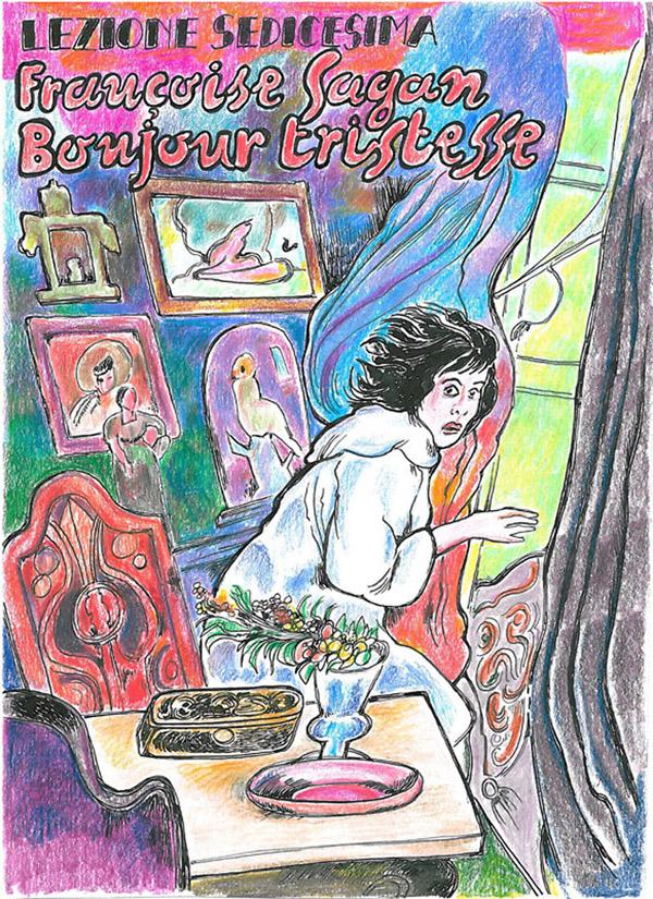 Antonio Faeti - Lezione 16 - Bonjour tristesse, di Françoise Sagan