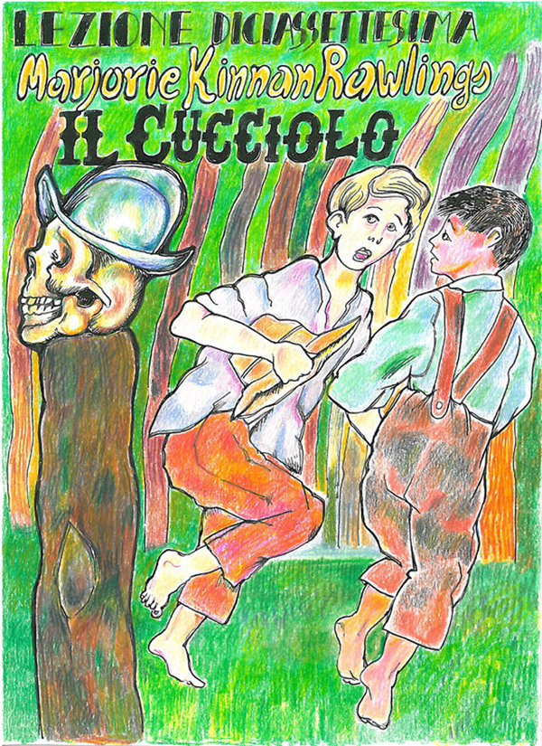 Antonio Faeti - Lezione 17 - Il cucciolo, di Marjorie Kinnan Rawlings