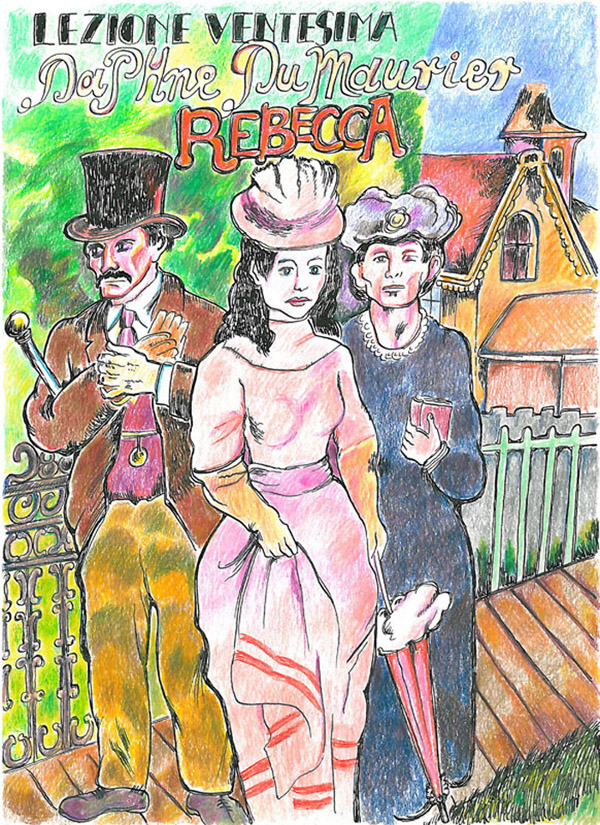 Antonio Faeti - Lezione 20 – Rebecca, di Daphne Du Maurier