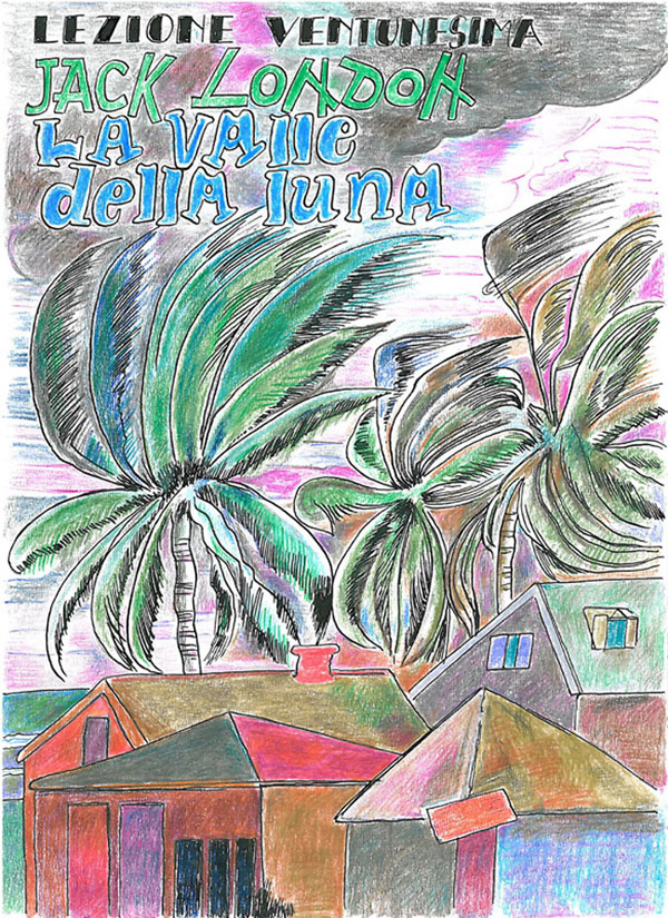 Antonio Faeti - Lezione 21 - La valle della luna, di Jack London