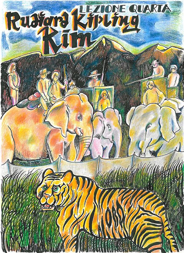 Antonio Faeti - Lezione 4 – Kim, di Rudyard Kipling