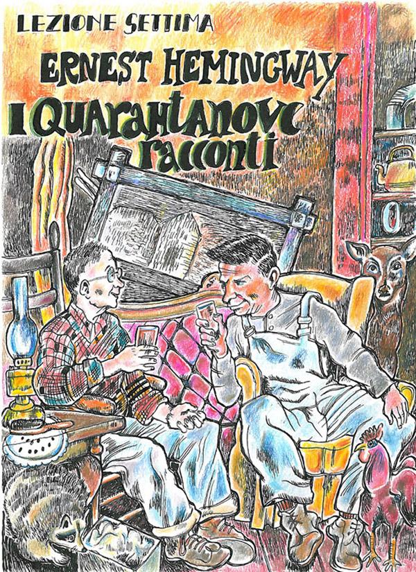 Antonio Faeti - Lezione 7 - I quarantanove racconti, di Ernest Hemingway