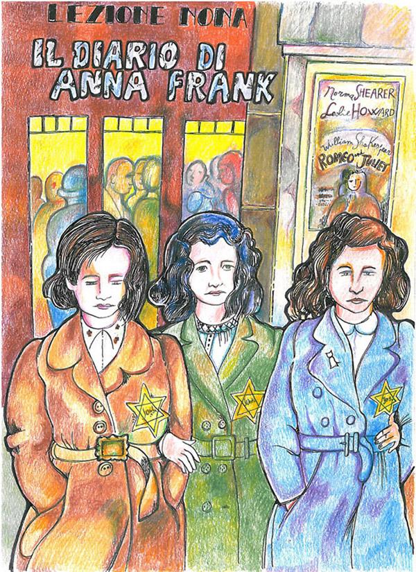 Antonio Faeti - Lezione 9 - Il diario di Anna Frank