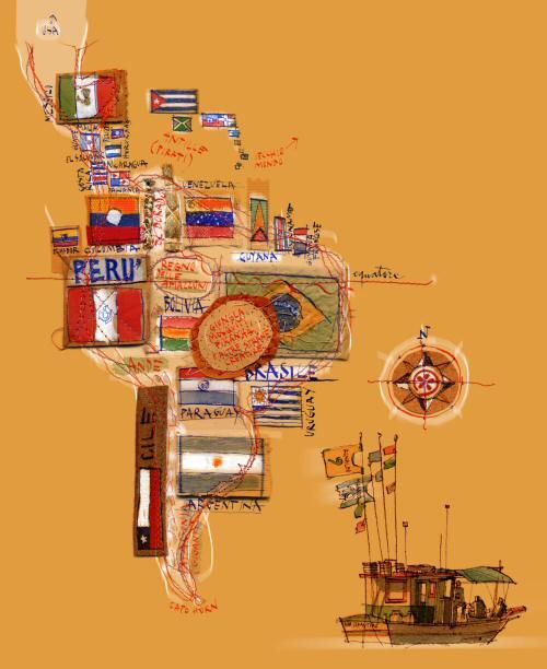 Immagine di copertina di Non solo Incas