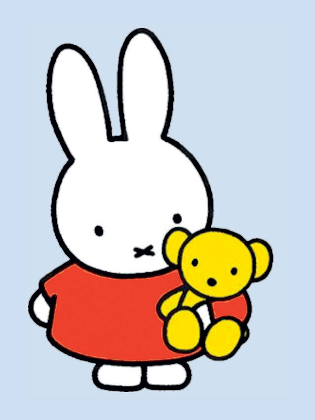 Miffy, di Dick Bruna