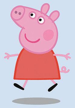 Peppa Pig, di Neville Astley e Mark Baker
