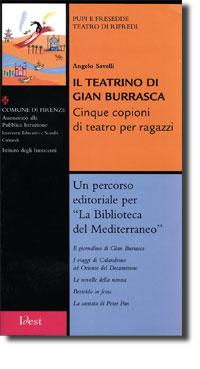 Copertina - Il teatrino di Gian Burrasca