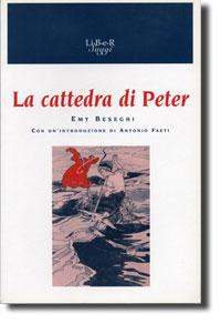 Copertina - La cattedra di Peter