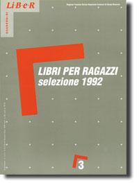 Copertina - Libri per ragazzi. Selezione 1992
